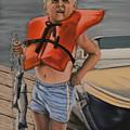First Catch by John Huntsman
