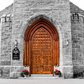 First Congregational Church by Greg Fortier