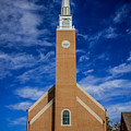 First Congregational Church by Viviana Nadowski