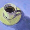First Cup by Nancy Merkle