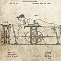 First Exercise Machine Patent by Dan Sproul