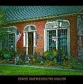 First Impressions Salon In Woodstock Vermont by Nancy Griswold