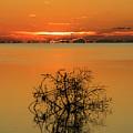 First Key West Sunrise 2018 B by Bob Slitzan