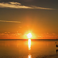 First Key West Sunrise 2018 D by Bob Slitzan