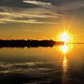First Key West Sunrise 2018 E by Bob Slitzan
