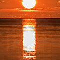 First Key West Sunrise 2018 F by Bob Slitzan