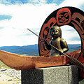 First Nation Sculpture by Sally Weigand
