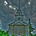 First Presbyterian Church by Tony Baca