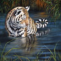 First Reflection by Mary McCullah