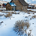 First Snow  Bodie by Norman Andrus