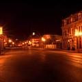 First Street Nocturne by William Fields