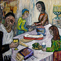 First Supper by Maria Alquilar