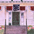 First White House Of The Confederacy by Beth Parrish