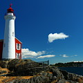 Fisgard Lighthouse by Christiane Schulze Art And Photography