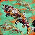 Fish And Bourbon by Saundra Myles