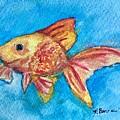 Fish Bowl by Katie Barnes