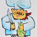 Fish Chef by Tim Nyberg
