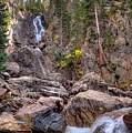Fish Creek Fallin by David Ross