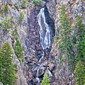Fish Creek Falls by Ronald Lutz