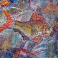 Fish Fantasy by Joyce Kanyuk