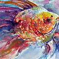 Fish II by Kovacs Anna Brigitta