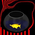 Fish In A Bowl by Bukunolami Olamilokun