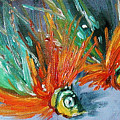 Fish Lures by Kathy Busillo
