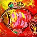 Fish by Mark Kazav