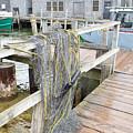Fish Net by Linda Kerkau