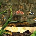Fish Of The Brick by Doug Hiser
