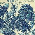 Fish Tangled 3 by Megan Walsh