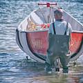Fisherman by Martin Newman