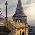 Fisherman's Bastion 3 by Claude LeTien