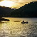 Fisherman's Dream by Michael Scott