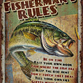Fisherman's Rules by JQ Licensing
