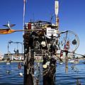 Fisherman's Wharf by David Lee Thompson