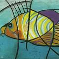 Fishfish by Patty Van Sprang