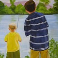 Fishin by Joni McPherson