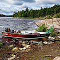 Fishing And Exploring by Debbie Oppermann