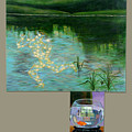Fishing by Anne Cameron Cutri