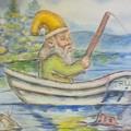 Fishing Around by Joseph Kushnir