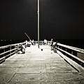 Fishing At Night by Marilyn Hunt