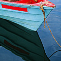 Fishing Boat-1-st Lucia by Chester Williams