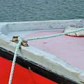 Fishing Boat Detail by Rob Huntley