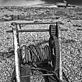 Fishing Boat Graveyard 8 by Meirion Matthias