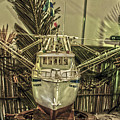 Fishing Boat Hdr 2 by Totto Ponce