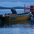 Fishing Boat by Ramon Reyes