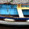 Fishing Boat by Svetlana Sewell