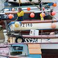 Fishing Boats by John R Moore