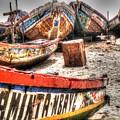 Fishing Boats by Nicholas Mariano